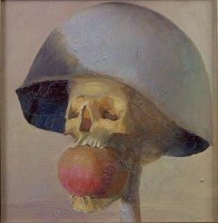 Tryptyk bez tytułu (II), 1982